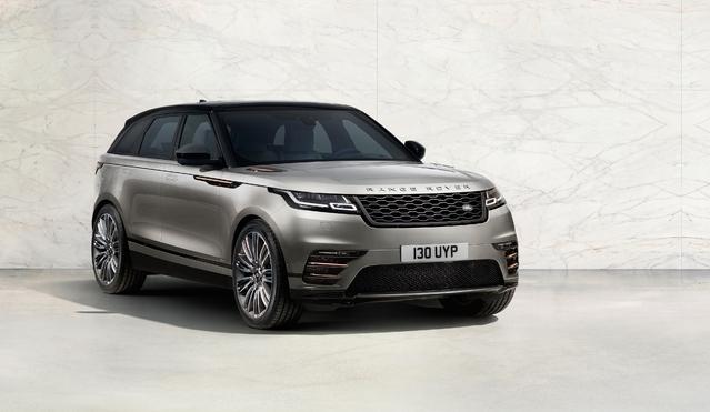Salon de Genève 2017 - Range Rover Velar: que reste-t-il au Range Sport? (vidéo live)