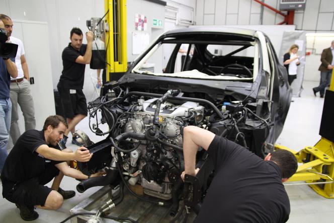 Exclusif - Caradisiac a assisté à la naissance du Nissan Juke-R