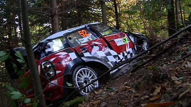 WRC France Jour 2 : Ogier a une petite avance