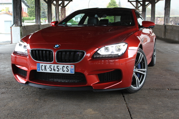 Bmw Serie 6 F13 M6