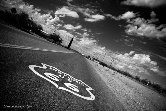 Caradisiac sur la Route 66 - Etape 7: On the road again !