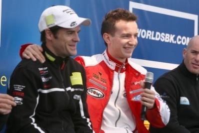 Superbike - Assen: Incident clos entre Checa et Neukirchner