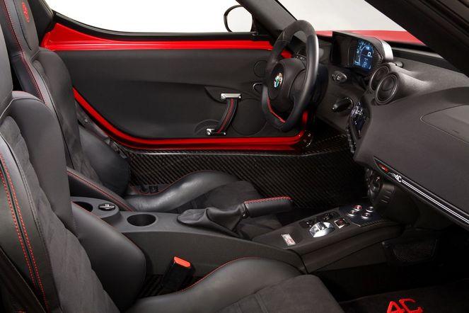 Alfa Romeo: 8000 immatriculations en 2013 mais des ambitions à la hausse