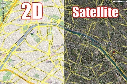 GPS : Xtream Weather Moto Planificateur