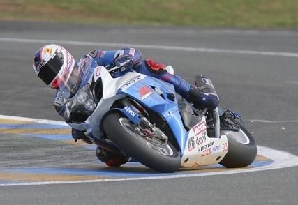 Bol d'Or 2009 : Suzuki toujours devant, inquiétude pour la Yamaha N° 7