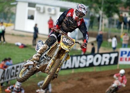 Steven Lenoir remporte la seconde manche MX 2 Europe en Bulgarie