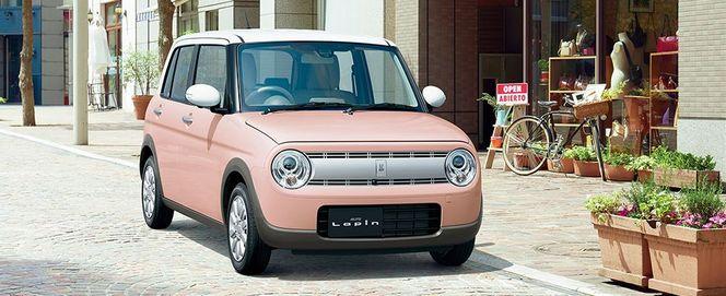 Suzuki présente la nouvelle Alto Lapin