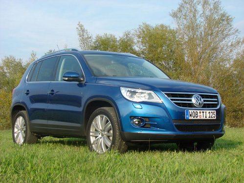 Essai vidéo - Volkswagen Tiguan : le Rav 4 allemand