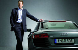 Stefan Sielaff devient patron du design Bentley
