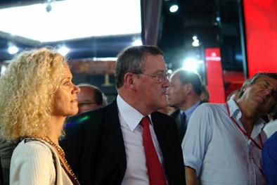 Citroën au Mondial de Paris: Loeb y était