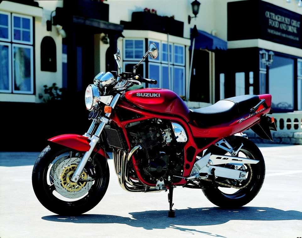 Notre dossier occasion : Suzuki Bandit 1200, le souffle long