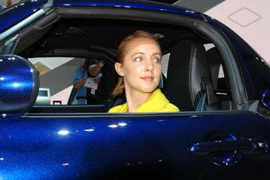 Les Mazda 'sourire' en direct du Mondial