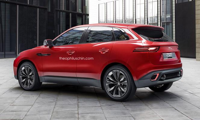 Le petit crossover Jaguar s'appellera E-Pace
