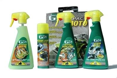 Produit lavant GS 27, lavage de printemps