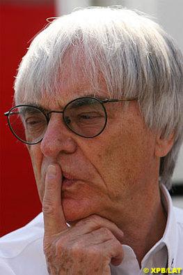 """Formule 1 - Ecclestone: """"Nous ne reviendrons plus à Magny Cours"""""""