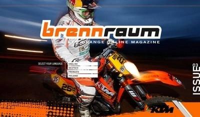KTM : un E-magazine dispo en français.
