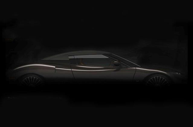 Salon de Genève 2017 : la Spyker Preliator enlève le haut