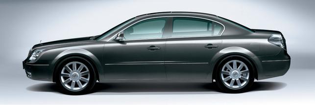Buick LaCrosse Eco-Hybrid : un véhicule chinois de Shanghai General Motors