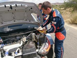 WRC Mexique : Sébastien Ogier reprend les commandes