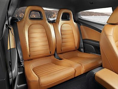 Volkswagen Scirocco: plus de photos!