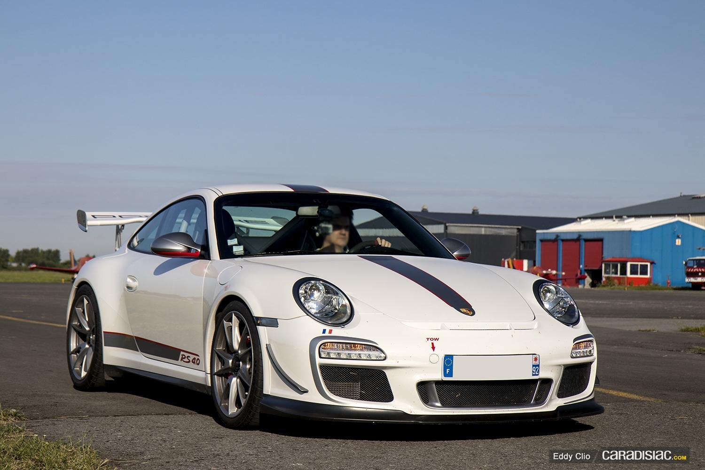 Photos Du Jour Porsche 911 997 Gt3 Rs 4 0 Top Gun
