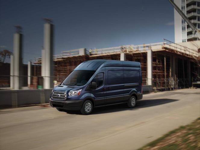 Le Ford Transit évolue aux Etats-Unis