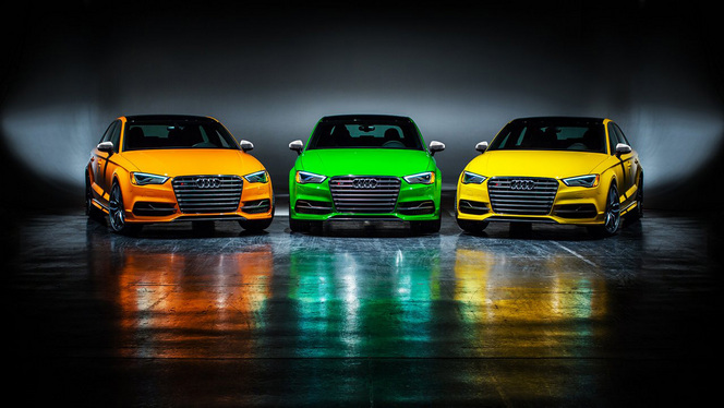 Audi S3 berline Exclusive Edition : pas pour nous