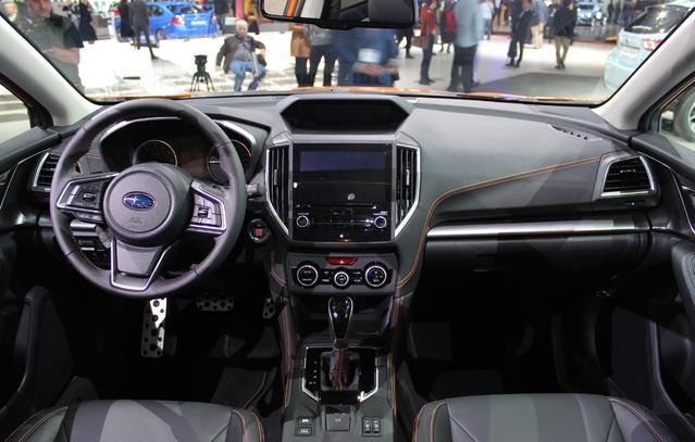 Subaru XV : pour convaincre - Vidéo en direct du salon de Genève 2017