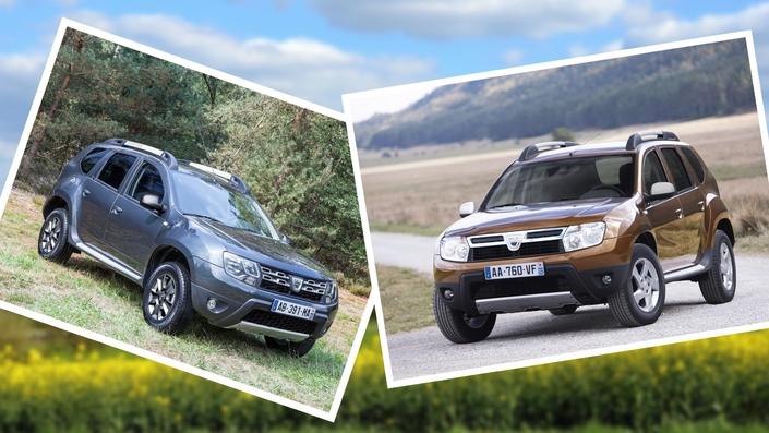 Avant/après : tout savoir sur le restylage du Dacia Duster