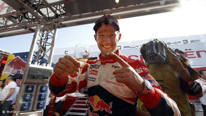 WRC : Citroën soutiendra Loeb