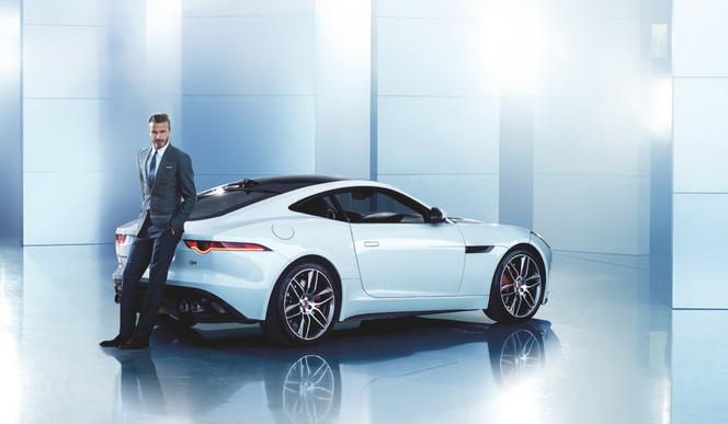 David Beckham roulera pour Jaguar ... seulement en Chine