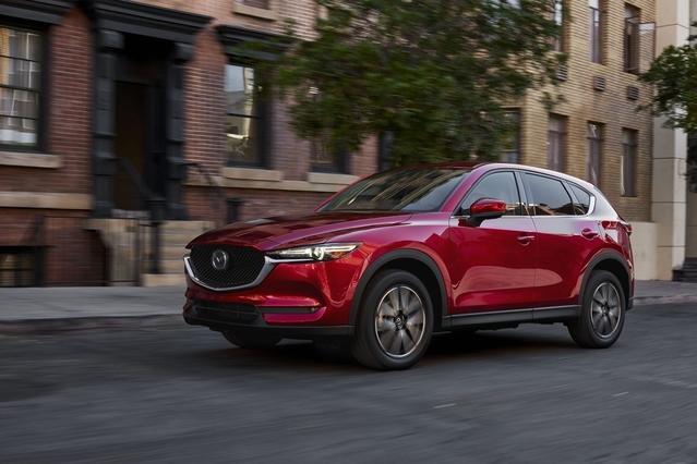 Salon de Genève 2017 - Mazda CX-5 : nouveau mais pas trop