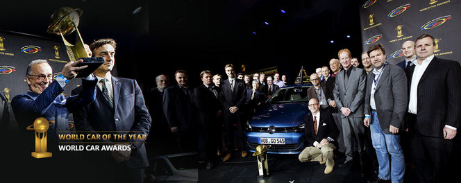 World Car of the Year 2014 : les 3 finalistes des 5 catégories