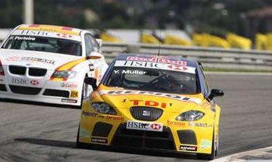 WTCC - Curitiba: Yvan Muller en pole !