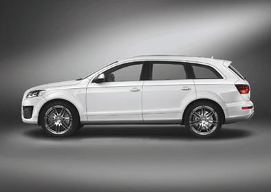Salon de Genève: Audi Q7 V12 TDI