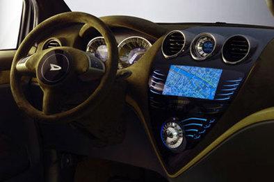Daihatsu D-Compact X-Over au Mondial de Paris