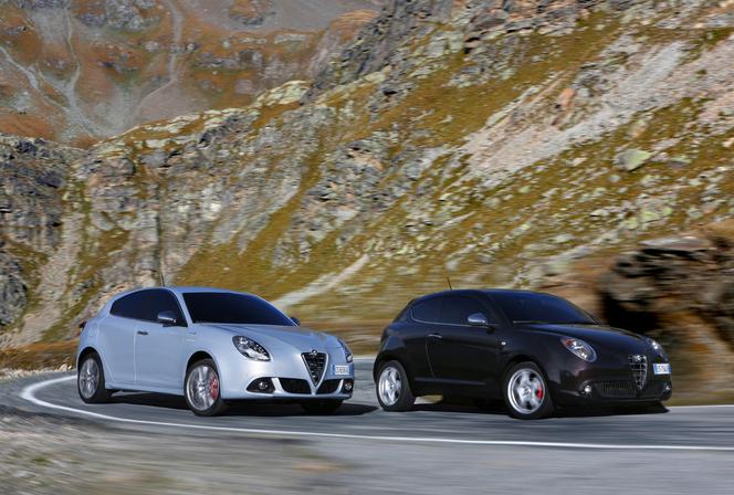 Nouvelles motorisations diesel et GPL sur Alfa Romeo Giulietta et MiTo