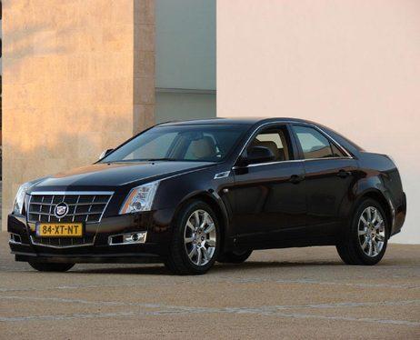 Essai - Cadillac CTS : de gros progrès