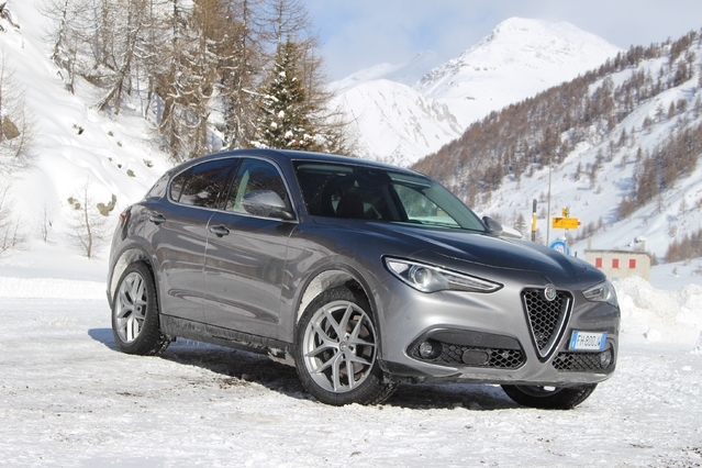 Salon de Genève 2017 – Alfa Romeo Stelvio : bellissimo