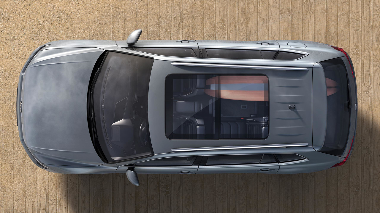 salon de gen ve 2017 volkswagen nous d taille le tiguan allspace. Black Bedroom Furniture Sets. Home Design Ideas