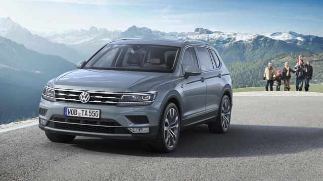 volkswagen tiguan allspace 2017 le tiguan 7 places. Black Bedroom Furniture Sets. Home Design Ideas
