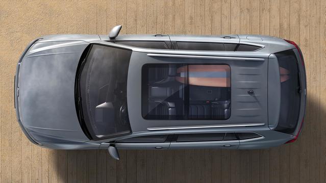 Salon de Genève 2017 : Volkswagen nous détaille le Tiguan Allspace