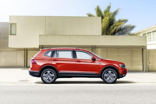 Salon de Genève 2017 – Volkswagen Tiguan Allspace : XL