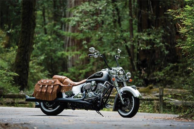 Indian Motorcycle : les nouveautés 2016