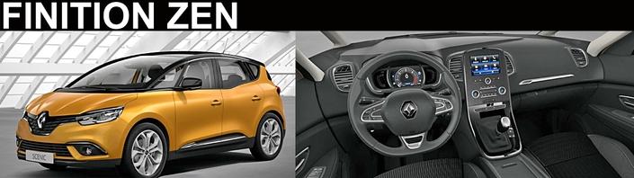 Renault Scénic : lequel choisir?