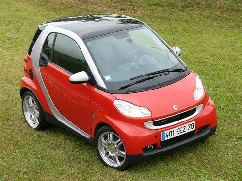 Essai - Smart Fortwo Brabus : Kart à jouer