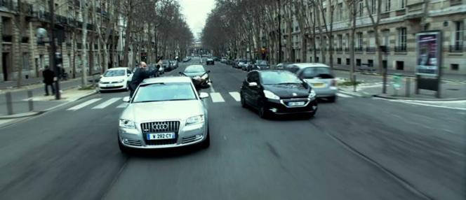 3 Days to Kill : le making-of de la course poursuite dans Paris !