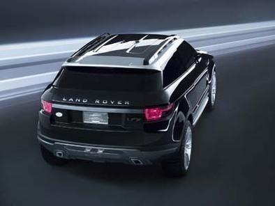 Land Rover LRX Concept au Salon de Genève: deuxième prise