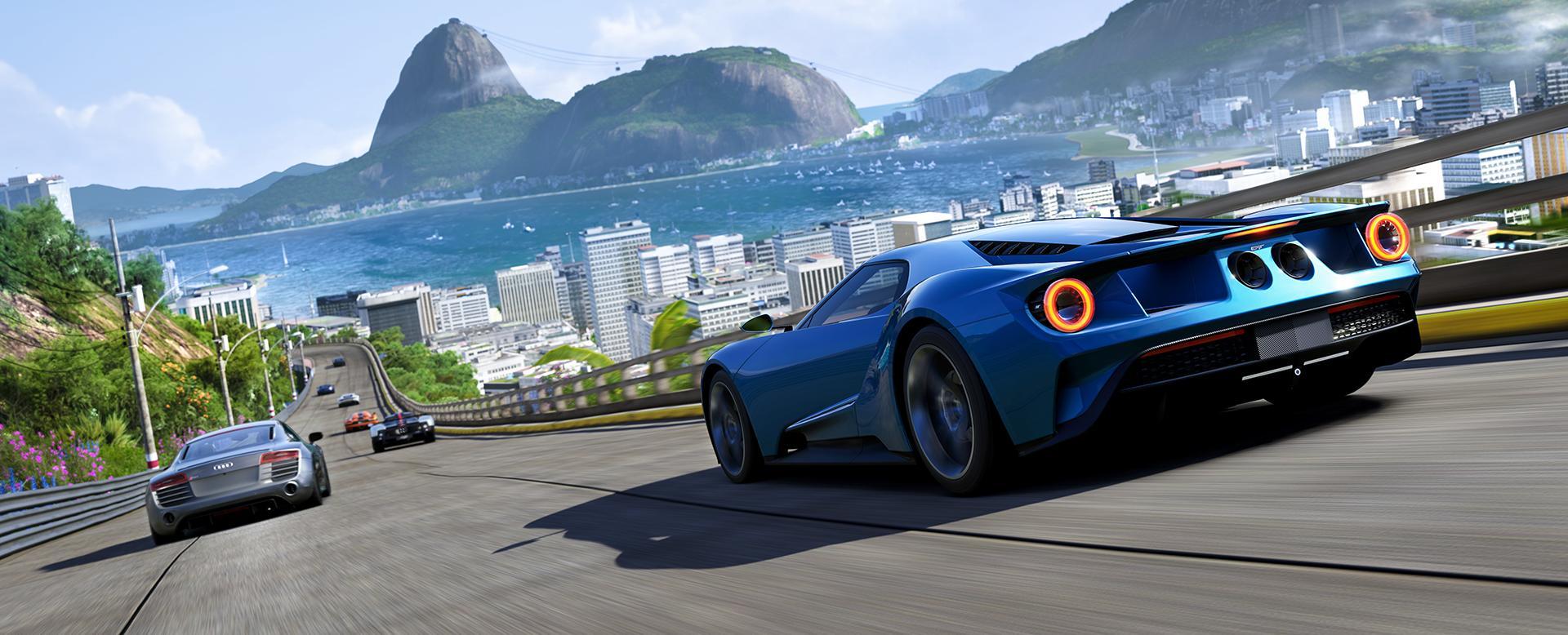 jeux de voiture forza 6