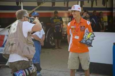 MX US : multiples fractures pour Marvin Musquin